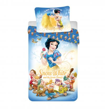 Dětské bavlněné povlečení Disney Sněhurka 2016