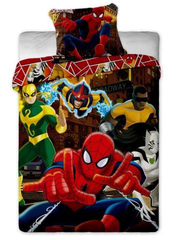 Dětské bavlněné povlečení Disney Spiderman Hero