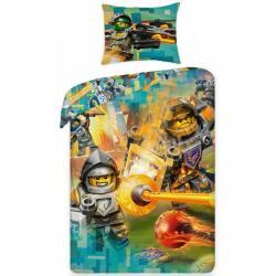 Dětské bavlněné povlečení Halantex Lego 8996
