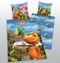 Dětské bavlněné povlečení Herding Dino Zug