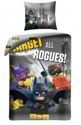 Dětské bavlněné povlečení Lego 512