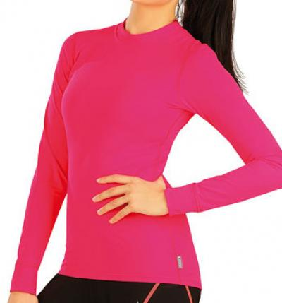 Dětské funkční termo triko Litex 55160 růžové