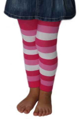 Dětské legíny Design Socks - proužek