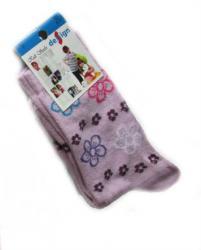 Dětské ponožky Design Socks kytky