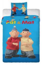 Dětské povlečení bavlna Pat a Mat blue