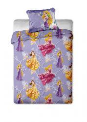 Dětské povlečení mikrovlákno Disney - Princess 2013