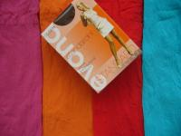 Dětské punčochové kalhoty Evona Ivala - barevné 20 DEN