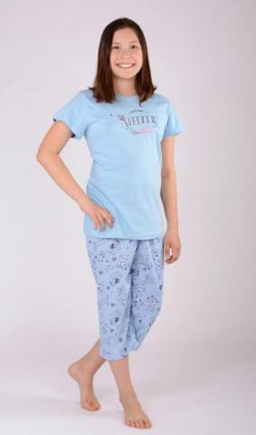 Dětské pyžamo kapri Vienetta Secret Jezevčík