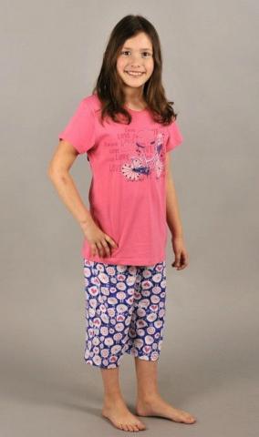 Dětské pyžamo kapri Vienetta Secret Kolo