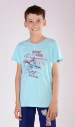 Dětské pyžamo kapri Vienetta Secret Vrtulník