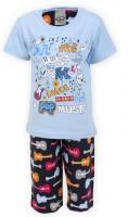Dětské pyžamo kapri Vvienetta Secret Rock