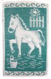 Dětský ručník - Koník - velikost 30x50 cm