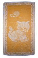 Dětský ručník Kotě okrové