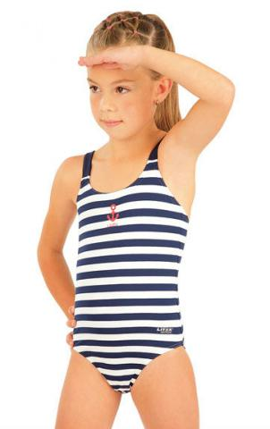 Dívčí jednodílné plavky Litex 52594