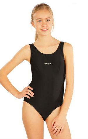 Dívčí jednodílné sportovní plavky Litex 52621