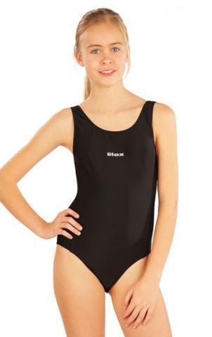 Dívčí jednodílné sportovní plavky Litex 57593