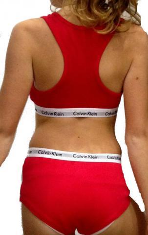 Dívčí kalhotky Calvin Klein G896003 - šortky