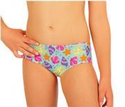 Dívčí plavkové kalhotky bokové Litex 52565