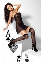Erotická košilka Axami V-1800 ACE-HIGH
