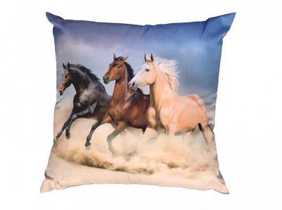 Fotopolštářek Koně na poušti
