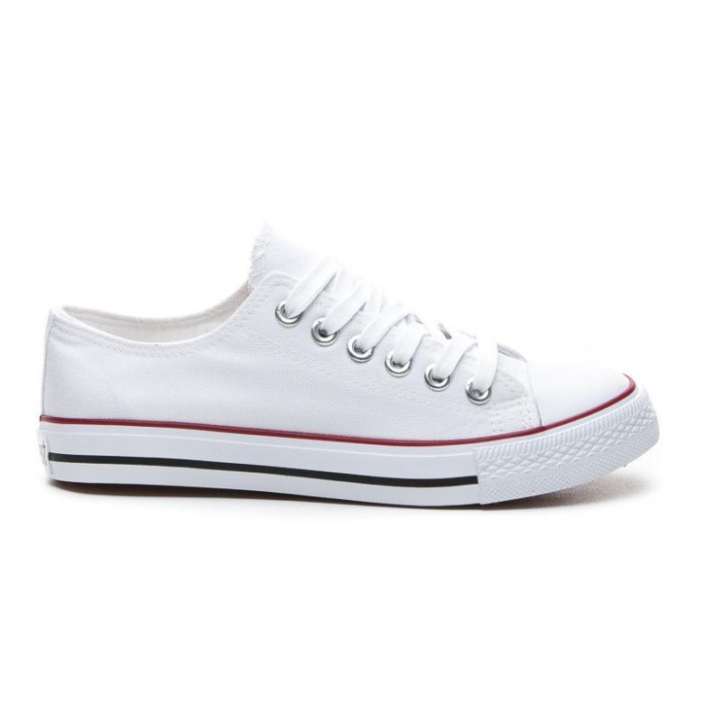 e8b4160fd7 Dámské bílé tenisky CNB TH-0103W - CNB (Dámská obuv)