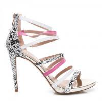 Dámské béžové sandály Belle Women 99848BE