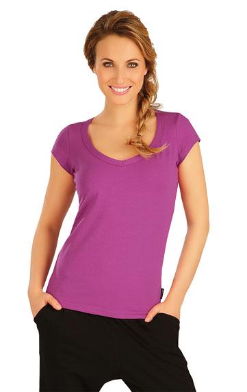 Dámské triko s krátkým rukávem Litex 50156 - Litex (dámské trika ... f02818a214