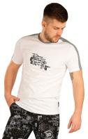 Pánské triko s krátkým rukávem Litex 50229