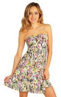 Dámské šaty bez ramínek Litex 52534