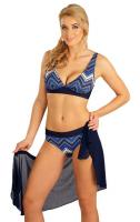 Dámský plážový šátek na zavazování Litex 52555