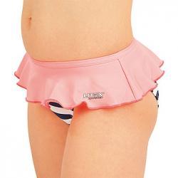 Dívčí plavkové kalhotky bokové Litex 52593