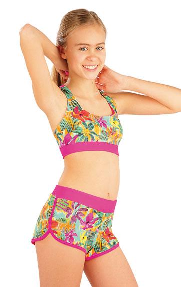 Dívčí plavkové kraťasy Litex 52602 - Litex (plavky - Dětské prádlo) 458620271d
