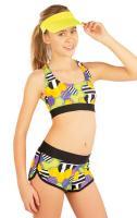 Dívčí plavkový sportovní top Litex 52619