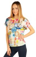 Dámské triko s krátkým rukávem Litex 54037