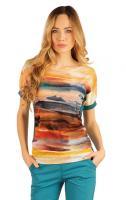 Dámské triko s krátkým rukávem Litex 54066