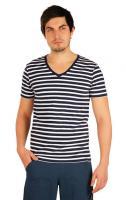 Pánské triko s krátkým rukávem Litex 54154
