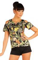 Dámské triko s krátkým rukávem Litex 54183