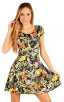 Dámské šaty s krátkým rukávem Litex 54187