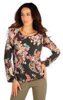 Dámský svetr s dlouhým rukávem Litex 55001