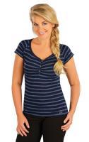 Dámské triko s krátkým rukávem Litex 55279