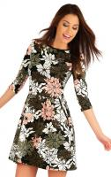 Dámské šaty s 3/4 rukávem Litex 58002