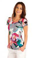 Dámské tričko s  krátkým rukávem Litex 58016