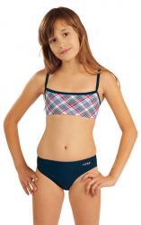 Dívčí dvoudílné plavky Litex 76595