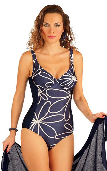 Dámské jednodílné plavky s kosticemi Litex 79560 - Litex (Jednodílné ... fb71921aa0