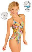 Litex 85350 Jednodílné plavky s košíčky push-up