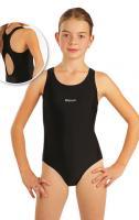 Litex 85658 Dívčí jednodílné sportovní plavky