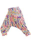 Litex 86412 Kalhoty harémové dětské v 3/4 délce