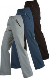 Dámské dlouhé kalhoty do pasu Litex 87161
