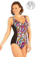 Dámské jednodílné plavky s kosticemi Litex 88212