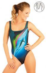 Dámské jednodílné sportovní plavky Litex 88396